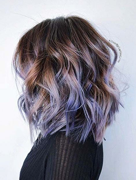 Ombre Hair Color for Short Hair, Hair Ombre Color Purple