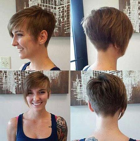 Short Pixie Hair 30