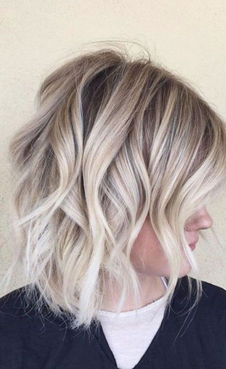 Hair Blonde Color Ombre