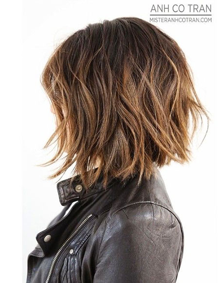 Bob Hair Short Thick