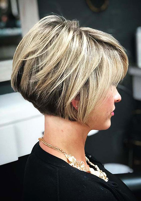 Short Layered Hairtyles Shag