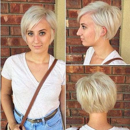 Pixie Hair Short Fine