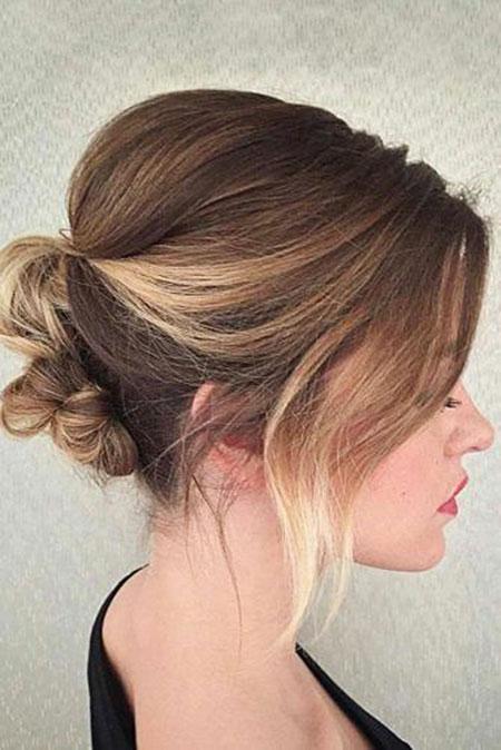 Hair Gold Short Hairtyles