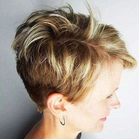 Pixie Short Cut Layered