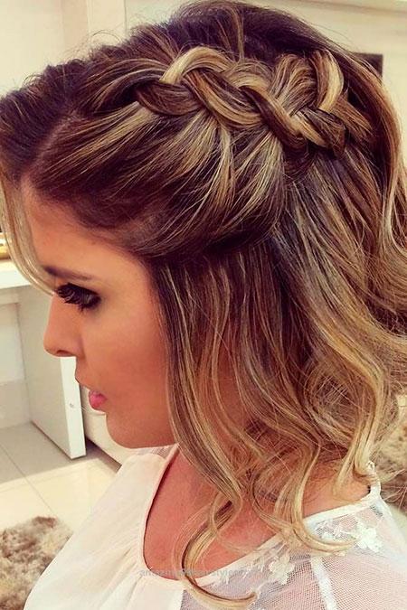 Hairtyles Hair Prom Short