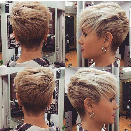 Pixie Short Women Hair