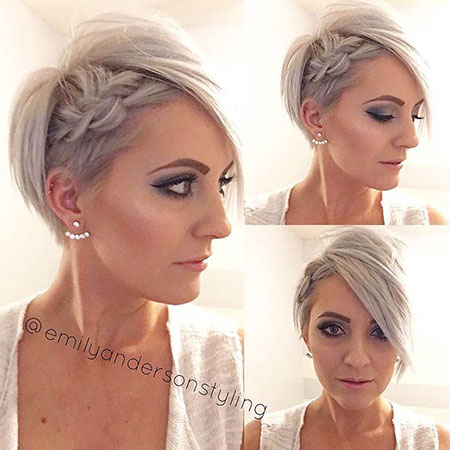 Pixie Hair Short Wedding