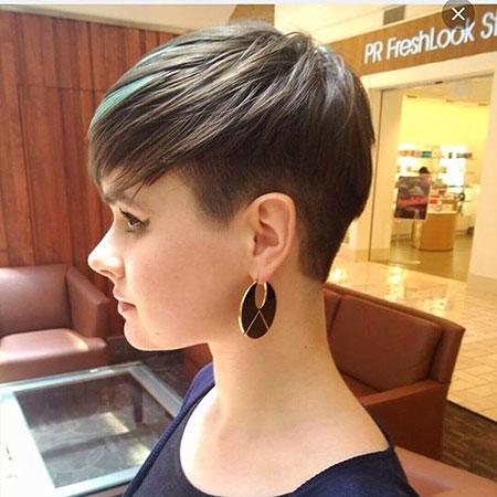 Pixie Short Hair Thin