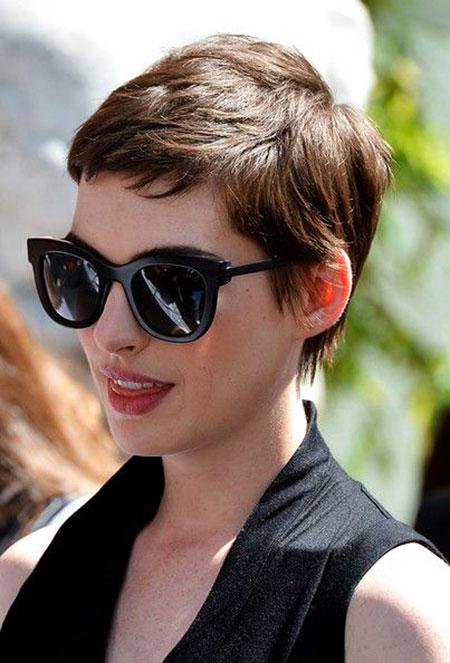 Pixie Short Hair Cut