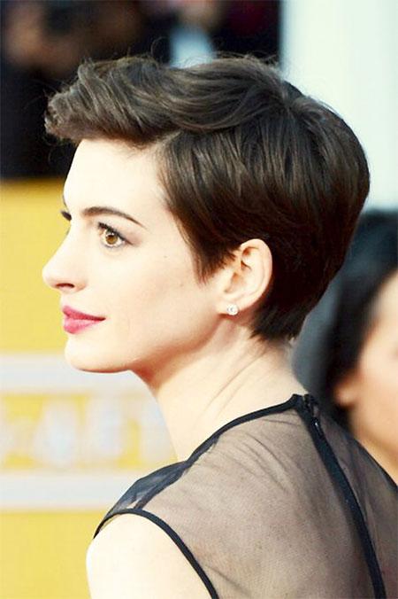 Short Pixie Hair 2013