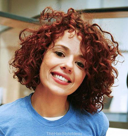 Curly Hair Short 30