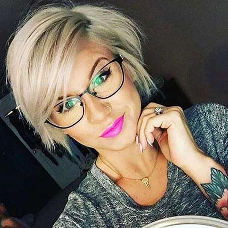 Hair Short Makeup Color