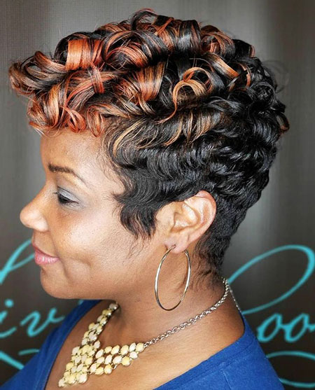 African Short Hairtyle 2018, Hair American Curly African