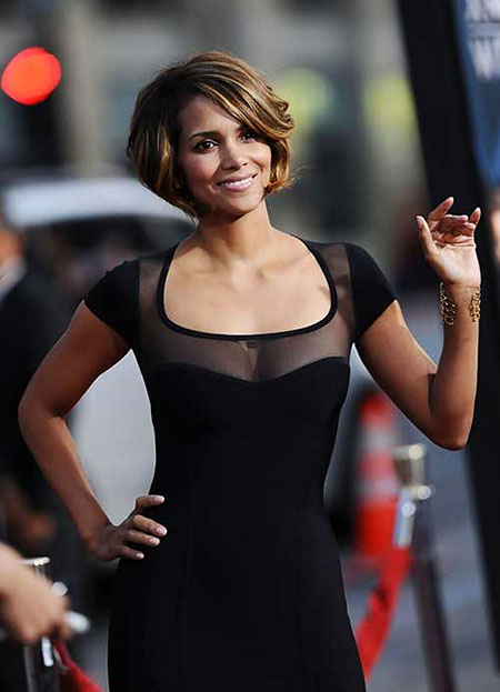 Short Bob Haircut for Black Women, Bob Hair One All