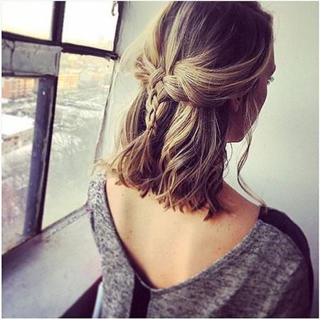Short Braids Hairtyle 2018, Hairtyles Hair Cute Braids