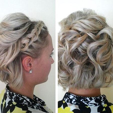 Short Prom Hairtyle, Updo Hairtyles Hair Bob