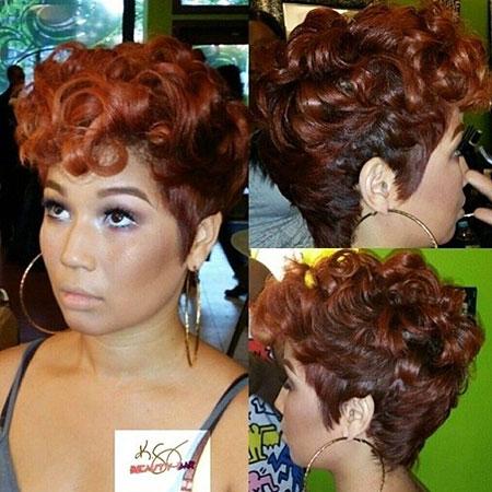 Hair Short Styles African