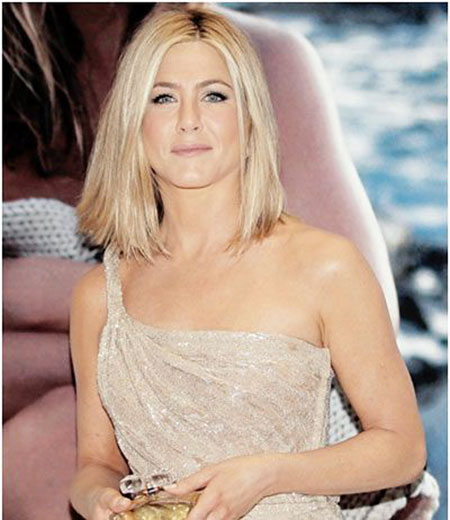 Jennifer Aniston Short Hairtyles
