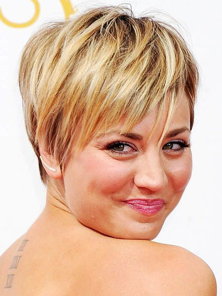 Hair Short Pixie Layered
