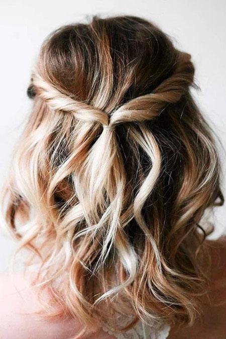 Hairtyles Hair Short Prom