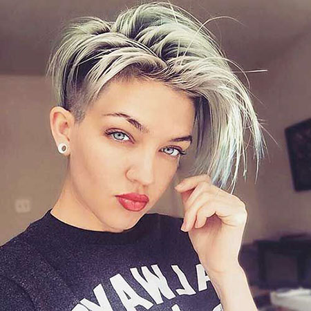 33 short hairstyles for girls 2018