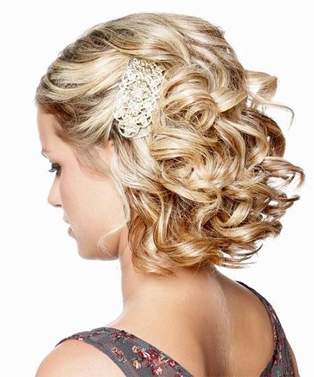 Hair Bridesmaid Hairtyles Wedding