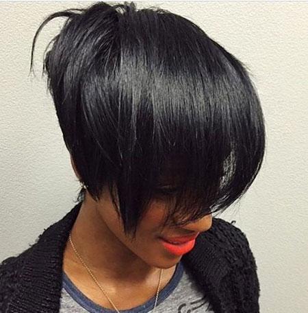 20 Short Bob Haircuts For Black Women