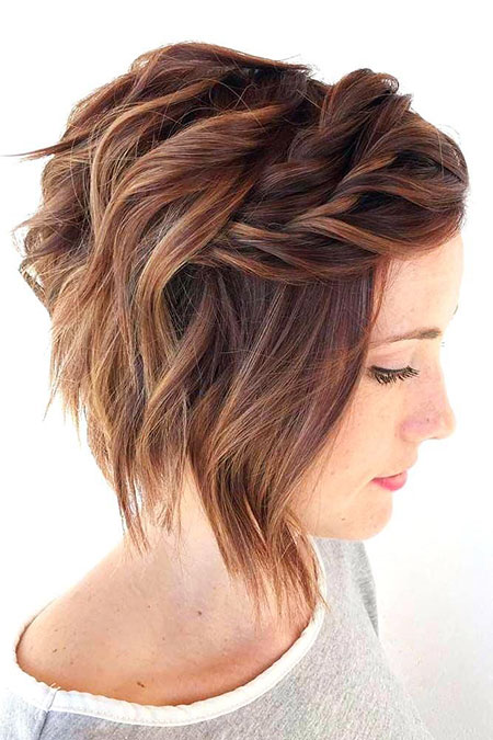 Hair Hairtyles Short Semi
