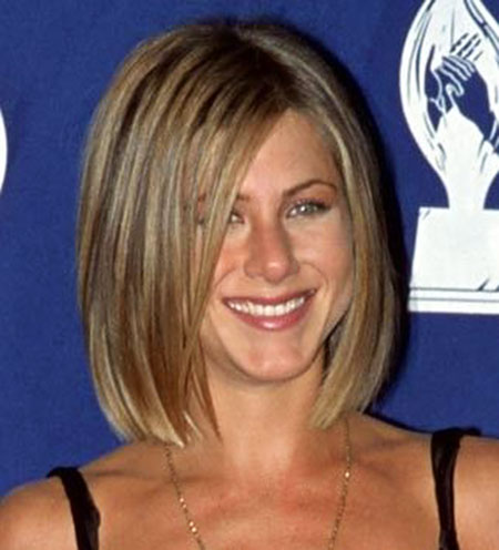 Hair Jennifer Aniston Bob