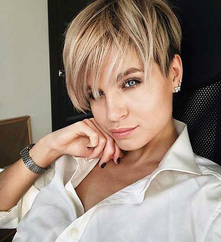 Pixie Layered Cut Undercut