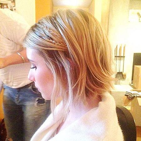 Bob Braids Hair Color