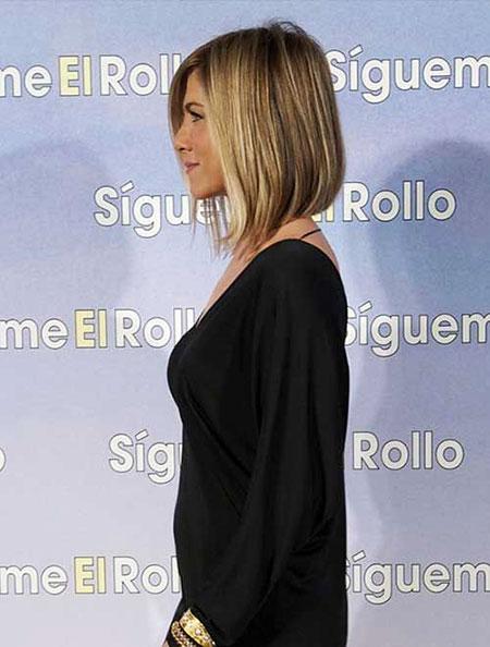 Bob Long Hair Jennifer