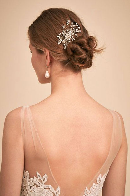 Hair Comb Bridal Wedding