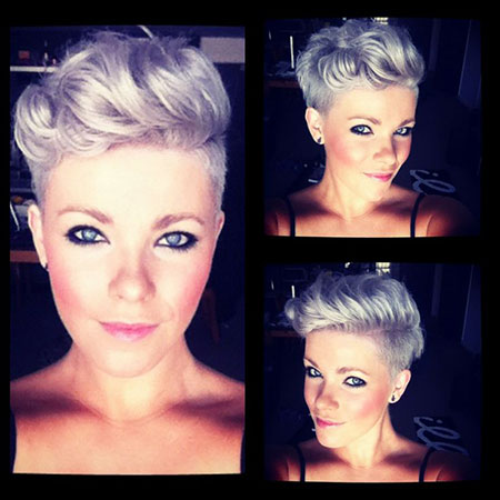 Pixie Hair Short Shaved