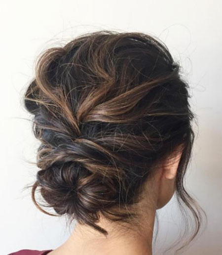 Low Bun, Wedding Hairtyles Hair Prom
