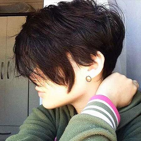Pixie Hair Girls Short