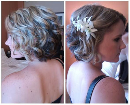 Hair Wedding Bridesmaid Hairtyles