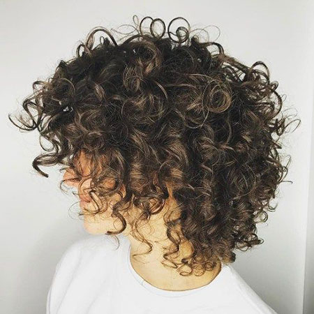 Curly Hair Hairtyles Bob