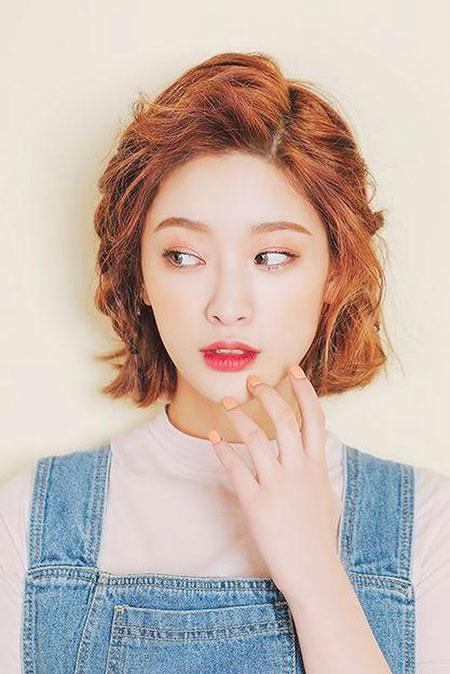 Hair Korean Styles Makeup