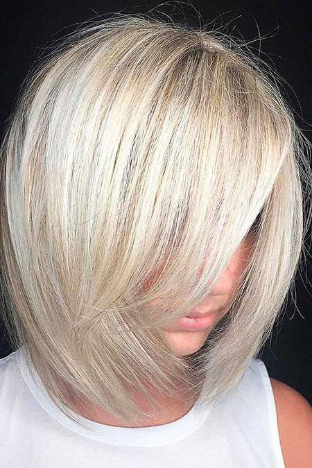 Blonde Highlights Bone Golden