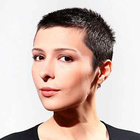 Pixie Hair Short Women
