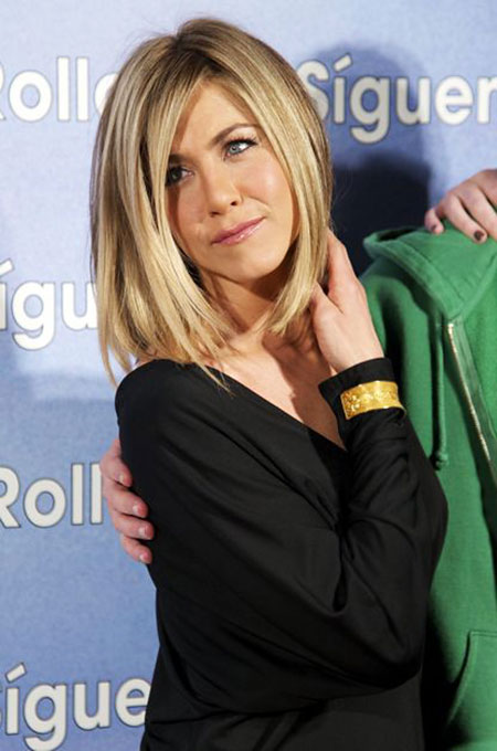 Hair Bob Jennifer Aniston
