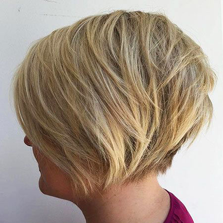 Bob Layered Short Layers