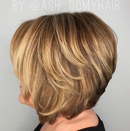 25 New Short Layered Hairstyles