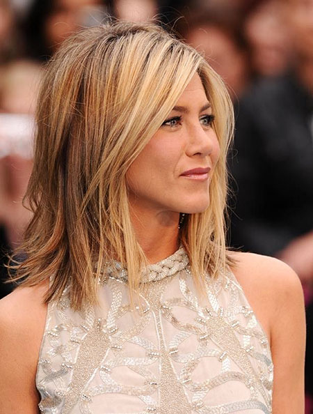 Straight Hair, Hair Bob Jennifer Aniston