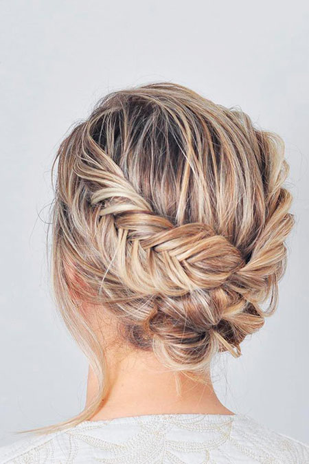 Braided Updo, Hair Hairtyles Prom Up