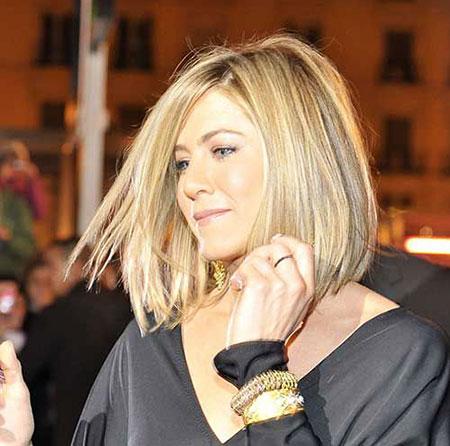 Modern Blonde Bob Style, Bob Hair Hairtyles Jennifer