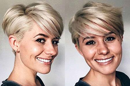 Short Hair Elfman Jenna