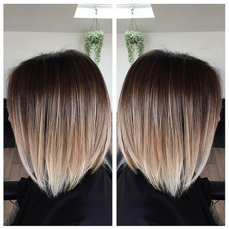 Hair Ombre Balayage Girls