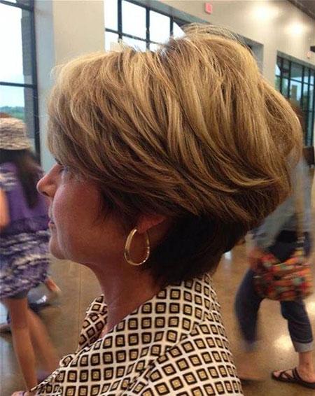 Hair Women Short Over